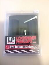 Lockhart Phillips Pro Impact Sliders Kawasaki ZX6R BLK