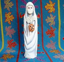 Bethany Lowe Halloween Anthony Costanza Skeleton with Pumpkin