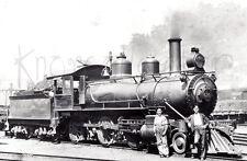 Vintage  Steam Locomotive Engine #620 and Coal Tender in Train yard