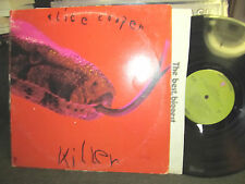 ALICE COOPER KILLER Randy Kling matrix NO UPC '71 lp 1ST PRS rare original