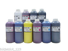 10x500ml Pigment refill ink for Canon PGI-72 PIXMA Pro-10 Wide-format printer