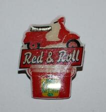 Fuerza tomates ketchup red & roll pin