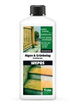 Wepos Algen & Grünbelag Entferner