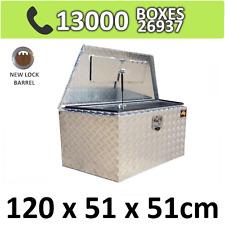 Aluminium Toolbox Draw Bar Tool Box Camper Caravan Ute Trailer Truck Rubber Seal