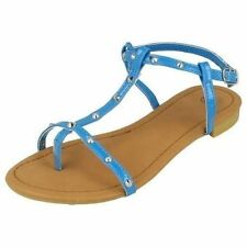 Unbranded Buckle Synthetic Sandals & Flip Flops for Women