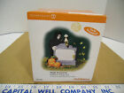 Dept 56 Halloween Village Accessory Personalized Sign #53044 - NEW Sealed Box
