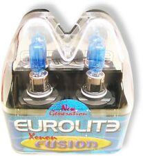 Eurolite Xenon Fusion Super Blue H3 Headlight Bulbs (Pair)