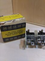 TELEMECANIQUE ZB4BW0B13 Lamp Module and Contact Block,22mm,2NO NEW