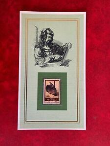 MALDIVES 1978 CARD ISP MNH ART ALBRECHT DURER HARE 1502
