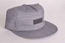 2016 NWT ELEMENT MENS STELLAR CAP $28 one size grey heather 6 panel strap