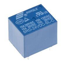 24v Mini Power Songle relé SPDT 5-pins
