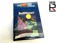 BALLBLAZER Atari XL/XE CARTRIDGE By Lucasfilm PAL, Genuine, Sealed Old Stock WOW