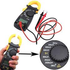 DT3266L Digital Clamp Multimeters Voltage Meter ACV DCV ACA Tester Handheld