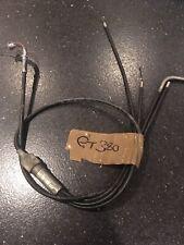 GENUINE SUZUKI GT550 GT380 J/K MODEL THROTTLE CABLE 58300-33001 NEW OLD STOCK