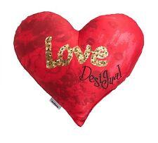 Desigual Kissen Herz Modell CUSHION HEART 40x40cm   57CL0A1 3003