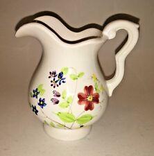 """Vintage Elizabeth Arden """"Limited Edition"""" Ceramic Floral Vase"""