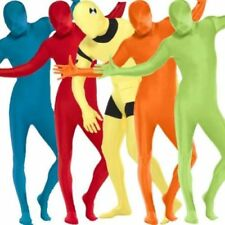 Disfraces de color principal multicolor de piel