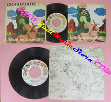 LP 45 7'' L'AMMAZZASETTE Giocofiabe 1974 italy VARIETY RPN-NP 02014 no vhs dvd