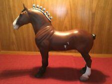 Peter Stone Standing Drafter 3B Deakon Model Horse