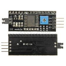 10Pcs IIC/I2C/TWI/SPI Serial Interface Boards Modules Port for Arduino 1602 LCD