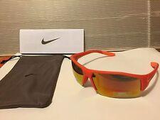 0656454644c New Nike SKYLON ACE XV JR Matte Team Orange   GREY w Multi Fire Flash EV0910