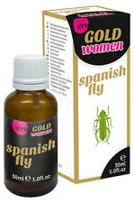 Sexual Stimulant for Women increases Libido Hot Spanish Fly Gold Strong 30 Ml...