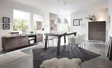 Markenlose Tisch- & Stuhl-Sets aus MDF -/Spanplatten in Holzoptik