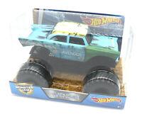 Mattel Hot Wheels Großes Auto 1:24 Monster Trucks Avenger