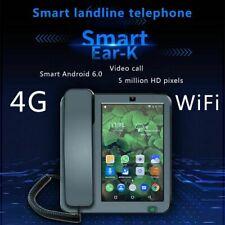 Smart Landline Videophone LTE 4G Fixed Wireless Android 6.0 4G SIM Network Glob