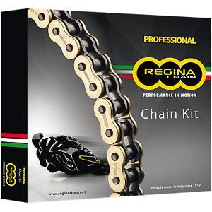 Regina Chain - 6ZRT/116-KSU006 - OE Chain and Sprocket Kit Suzuki GSX 750 F Kata