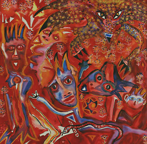 Christian Toulali 1965? - Masks Snake