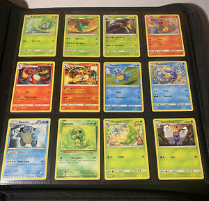 Pokemon Card 1st Generation 151/150 Complete Pokedex Set Collection Binder Lot G