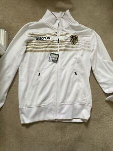 Leeds United Anthem Jacket Large
