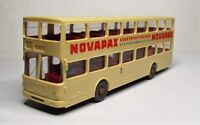 Wiking 1:87 MAN SD 200 Berlin Doppeldeckerbus OVP 730 Novapax