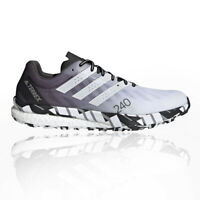 adidas Mens Terrex Speed Ultra Trail Running Shoes Trainers Sneakers Black White