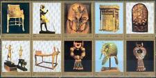 Fujeira 1972 ** Mi.1240/49 A Altägyptische Kunst Egyptian Art Pharao
