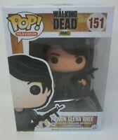 Funko Pop Television The Walking Dead AMC Edition Five #151 Prison Glenn Rhee