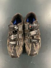 Lg HRS-80 Ergo Air Road Bike Shoes Louis Garneau Cycling No Cleats Size 43 Mens