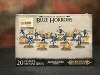 WARHAMMER 40k AOS BLUE HORROS NEW