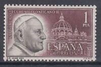 ESPAÑA (1962) MNH NUEVO SIN FIJASELLOS SPAIN - EDIFIL 1480 PAPA JUAN XXIII