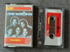 Jacksons & Michael Jackson, triumph , K7 audio / Audio tape import