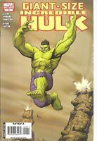 °INCREDIBLE HULK GIANT SIZE° US Marvel 2008 OneShot Roger Stern John Byrne
