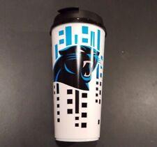 NFL Carolina Panthers 32 oz Plastic Travel Tumbler Cup