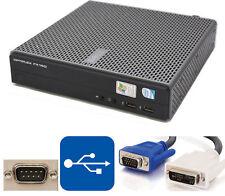 Mini Ordenador Dell FX160 Thinclient 80GB S-ATA HDD 2GB Ddram USB Win XP Emb