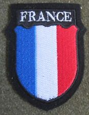 WWII GERMAN WAFFEN FRENCH LEGION TUNIC SLEEVE SHIELD