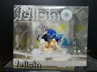 Used Anime Figure Vampire Savior Felicia organic 1/6