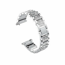 Stainless Steel Metal Bracelet Watch Band Strap Replacement for Fitbit Versa