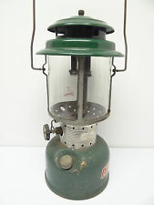 Vintage Used Metal Green Coleman model 220F 228F 1970 Camping Lantern Lamp Parts
