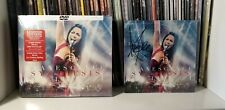 Evanescence SIGNED CD Amy Lee Limited Edition CD DVD Concert AUTOGRAPHED RARE