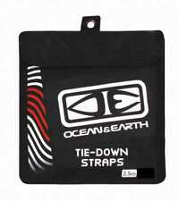 Tie Downs Ocean & Earth 2.5m Straps
